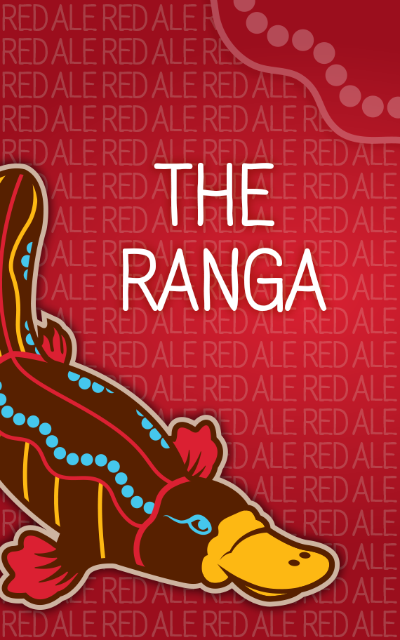 We use Best Red X malt in The Ranga to produce a malty, red-hued beer.