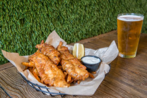 Friday Fish and Chips (and a pint!) special @ Platypus Brewing